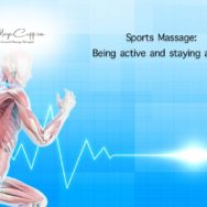 Sports Massage: Being active and staying active