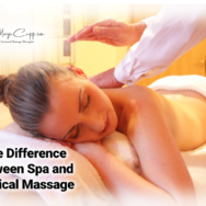 The Difference Between Spa and Medical Massage